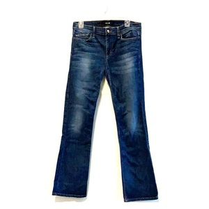 Joe's 28 Petite Boot cut Jeans